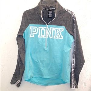 Victoria's Secret Pink Anorak Pullover Sporty Rich